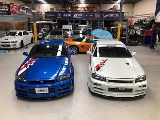 GTR-Registry com - Nissan Skyline R34 GT-R Nismo S-Tune S1