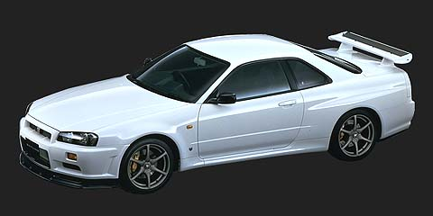GTR-Registry com - Nissan Skyline R34 GT-R V-Spec N1 + V