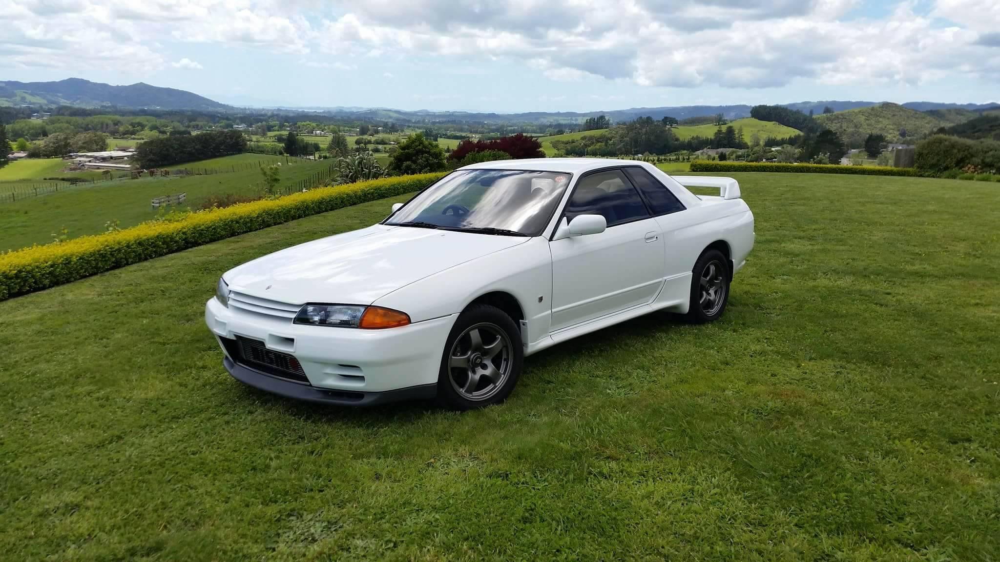 GTR-Registry com - Nissan Skyline R32 GT-R N1 + V-Spec N1 +